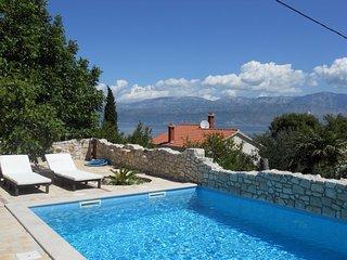 TH01520 Apartments Biba / One Bedroom Ružmarin - Splitska vacation rentals