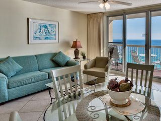 17th Floor Direct Beach Front at Pelican, Great Balcony View, Heated Pools, Wifi - Destin vacation rentals