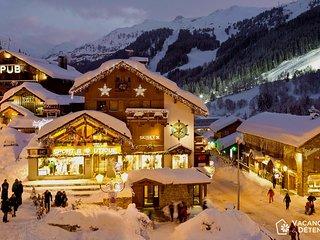 Méribel, resort center, direct slope access, high standards, 11 pers - Meribel vacation rentals