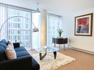 One Bedroom Serviced Apartments in The Hub - Milton Keynes vacation rentals
