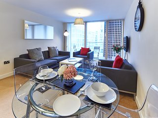 Two Bedroom Serviced Apartments in Vizion - Milton Keynes vacation rentals