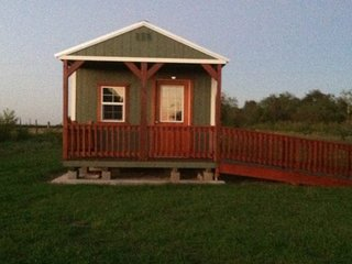 World's ONLY Horror Resort Handicap Queen Cabin - Bastrop vacation rentals