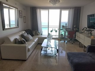 Luxury Ocean Front Condo with amazing views and private access to the Beach&Pool - Bal Harbour vacation rentals