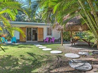 Our Beachfront Bungalow in Punta Uva - Punta Uva vacation rentals