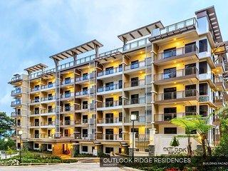 Outlook Ridge Residences 2 bedroom/2 bathroom condominium apartment sleeps 6. - Baguio vacation rentals