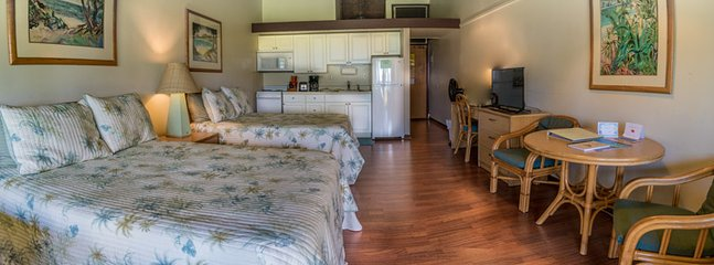 living area view from lanai - Kepuhi Beach 2184 - Maunaloa - rentals