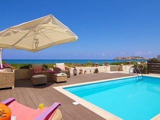 Nice Villa with Internet Access and Water Views - Rethimno vacation rentals