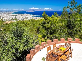 Lovely Villa with Internet Access and A/C - Souda vacation rentals