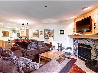 Close to Miles of Hiking and Biking Trails - Walk to Downtown Breckenridge - Breckenridge vacation rentals