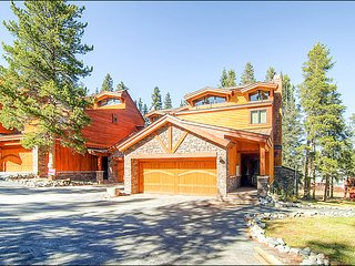 Quiet Neighborhood - TV with Home Theater System  (6552) - Breckenridge vacation rentals