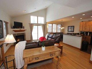 Chestnut Highland Hiatus-Pvt Hot Tub, Pvt Shuttle,Views=10 Mi Range!+FREE FUN! - Breckenridge vacation rentals