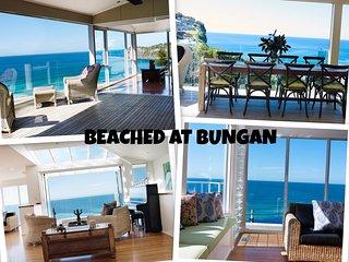 Beached On Bungan Ocean Front Stylish Holiday Home Bungan Near Newport - Newport vacation rentals