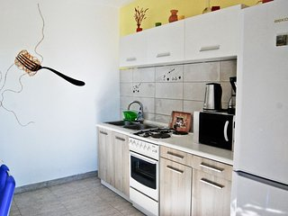 Apartment Vives 5 people in one bedroom with bath. - Jadranovo vacation rentals