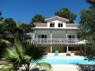 Modern and spacious villa overlooking golf course - Seignosse vacation rentals