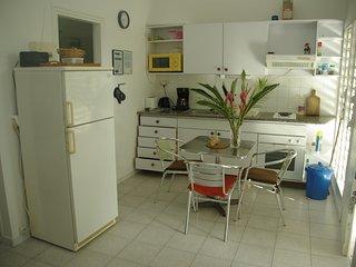 Gîte Courbaril en rez de jardin avec WIFI - Le Gosier vacation rentals