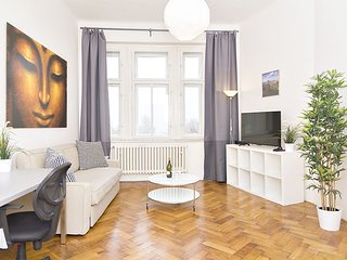 VINCENT 3 BR, 2 BA 10min walk from Old Town Square - Prague vacation rentals