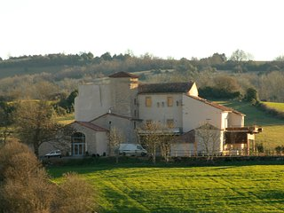 Nice Chateau with Hot Tub and Swing Set - Saint Jean d'Alcapies vacation rentals