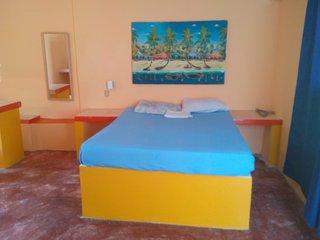 Room #25 Habitación con baño privado y aire acondicionado - Boca Chica vacation rentals