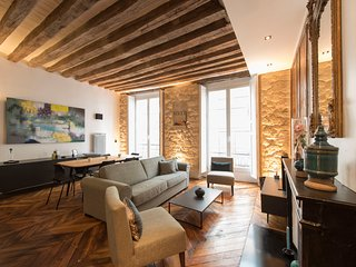 Contrevents, 2BR/1BA, 5 people - Paris vacation rentals
