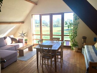 Le Chêne Doux, comfortable and spacious for 1-4 in the heart of the Limousin ☺︎ - Glandon vacation rentals
