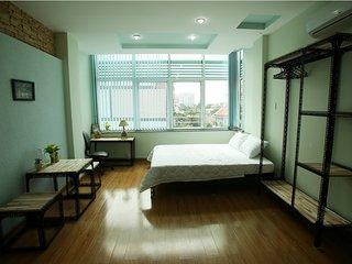 Large studio, big window view, quiet area, near District 1 - Ho Chi Minh City vacation rentals