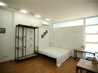 Bright studio, nice window with garden view District 1 - Ho Chi Minh City vacation rentals