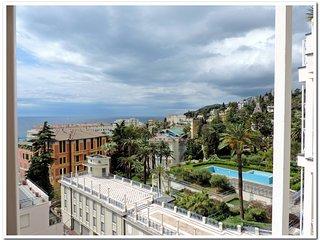 Luxury Apartment in Villa Mafalda! Private Parking - San Remo vacation rentals