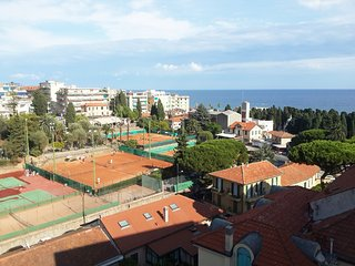 Amazing Sea View, Great Apartment Private Parking - San Remo vacation rentals