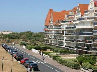 Superbe appartement - 3 chambres - 6 personnes - Vue mer et dunes - Wifi - Le Touquet vacation rentals