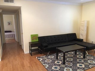 Cozy gated apt stay up to 8 ppl - Chino vacation rentals
