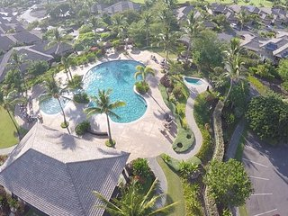 Hawaiiana Escape ★ New ★ Golf Course Views ★ Near Pools ★ We ♥ Families - Waikoloa vacation rentals