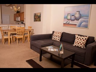 Orlando, Comfortable 3 BR Vacation apartment - Kissimmee vacation rentals