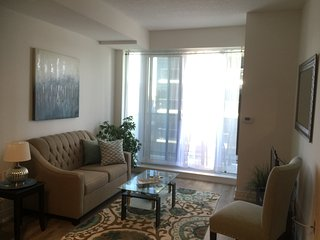 Brand New 1 Bedroom plus Den. Parking included!! - Richmond Hill vacation rentals