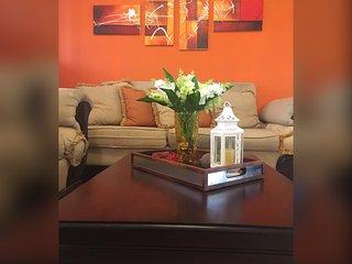 Comfortable Condo with Television and Balcony - Santiago vacation rentals