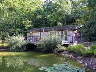 Gaia's Lodge, 4 Indio Lake located in Bovey Tracey, Devon - Bovey Tracey vacation rentals