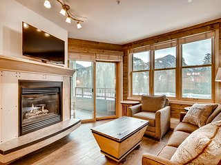 Warm & Cozy 1BR Silver Mill Condo in the Rockies - Minutes to Ski Gondola - Keystone vacation rentals