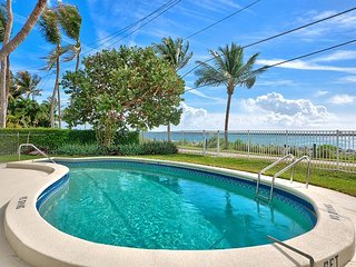 Ocean-View Studio in Palm Beach Shores with Pool and Courtyard Access - West Palm Beach vacation rentals