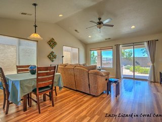 Lazy Lizard`s Haven in Coral Canyon | 2652 - Washington vacation rentals