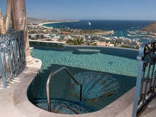 Fabulous 5 Bedroom Villa with View of Downtown Cabo San Lucas - Cabo San Lucas vacation rentals