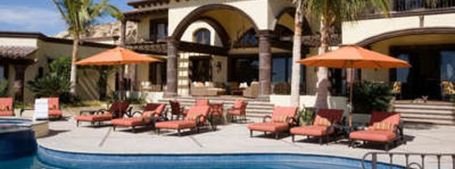 Unparalleled 8 Bedroom Villa with Private Terrace & Jacuzzi in Cabo San Lucas - Image 1 - Cabo San Lucas - rentals
