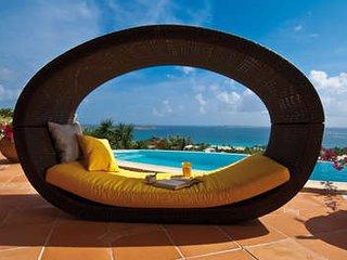 Incredible 4 Bedroom Villa with Ocean View in Orient Bay - Orient Bay vacation rentals