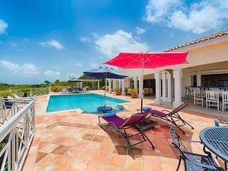 Beautiful 4 Bedroom Hillside Villa in Terres Basses - Terres Basses vacation rentals
