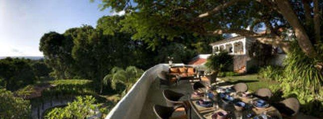 Large 8 Bedroom Estate on Sandy Lane Beach - Image 1 - Holetown - rentals