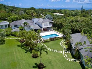 6 Bedroom Villa with Private Pool in Sandy Lane - Image 1 - Holetown - rentals