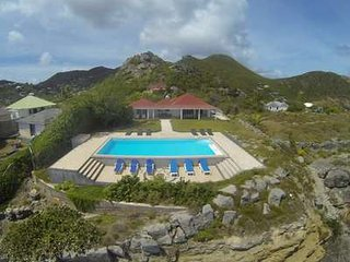 3 Bedroom Villa with private Pool overlooking the Ocean in Anse des Cayes - Anse Des Cayes vacation rentals