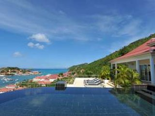 3 Bedroom Villa with Panoramic Ocean View in Gustavia - Image 1 - Gustavia - rentals