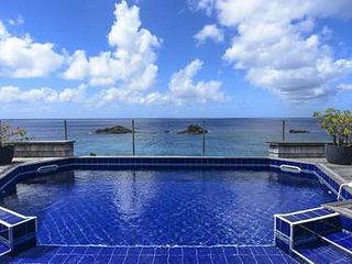 2 Bedroom Villa on the Heights of Gustavia - Gustavia vacation rentals
