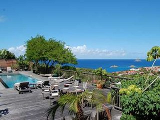 3 Bedroom Villa on the Hillside of Gustavia - Gustavia vacation rentals