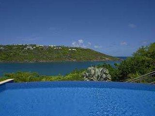 Contemporary 4 Bedroom Villa with Private Dock in Marigot - Marigot vacation rentals