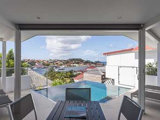 2 Bedroom Villa in Gustavia, Walking Distance to Shell Beach - Gustavia vacation rentals